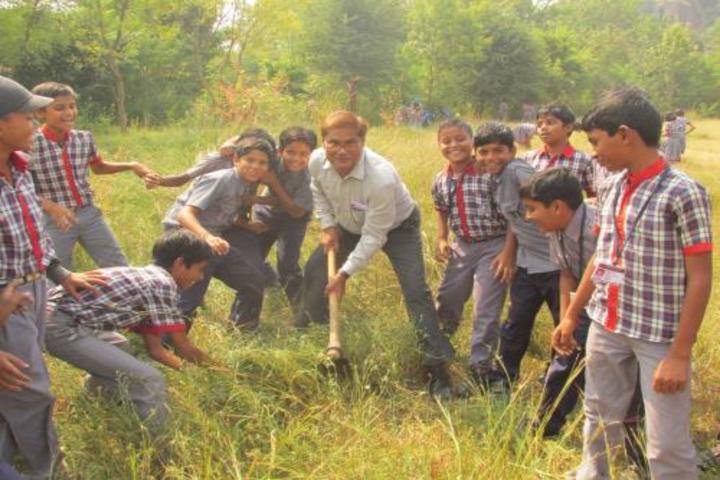 Kendriya Vidyalaya Dongargarh-Cleaning