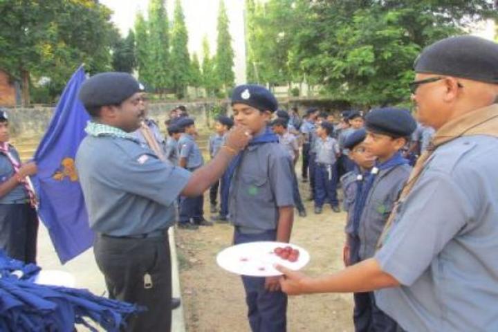 Kendriya Vidyalaya Dongargarh-Scout