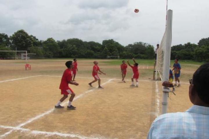 Kendriya Vidyalaya Dongargarh-Volley Ball