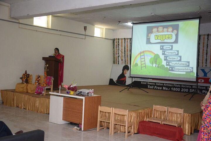 Narayana e Techno School-Digital Room