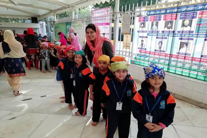 Narayana e Techno School-Educational Tour