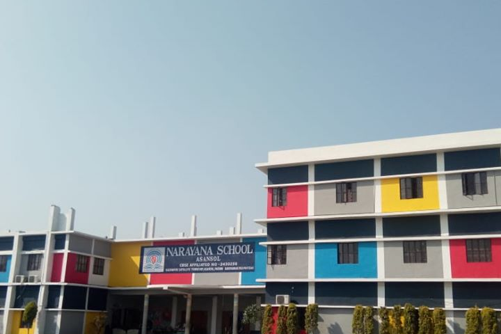 Narayana School, Asansol - School Building
