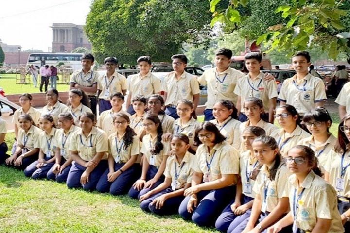 Narayana School-Group Photo