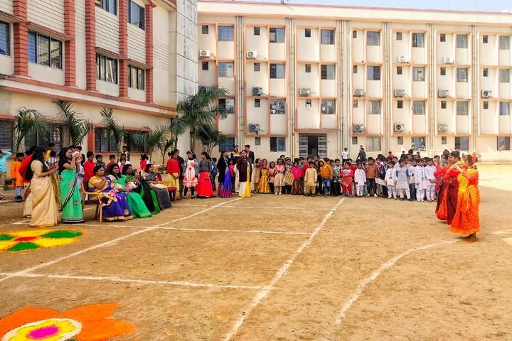 Narayana School-Play Ground