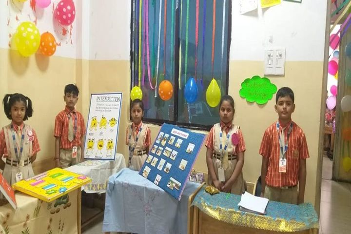 Narayana School-Exhibition