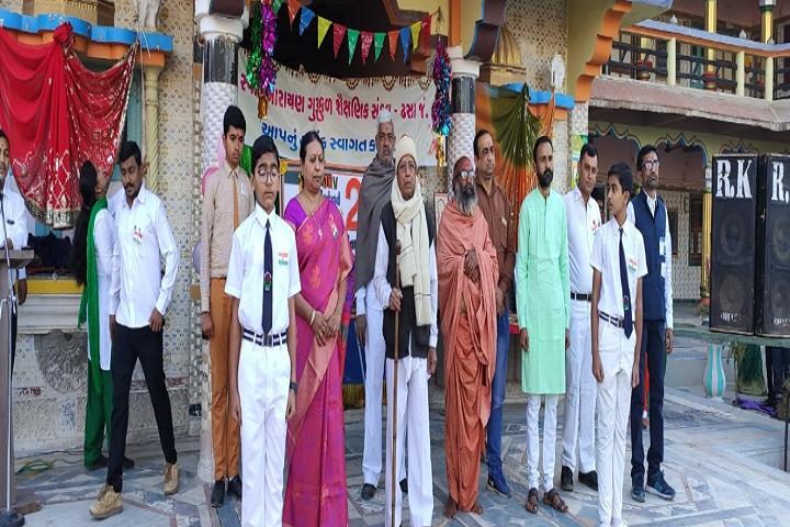 Jawahar Navodaya Vidhyalaya-Independence Day Celebration