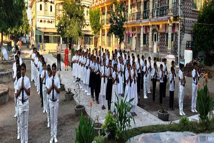 Jawahar Navodaya Vidhyalaya-Prayer