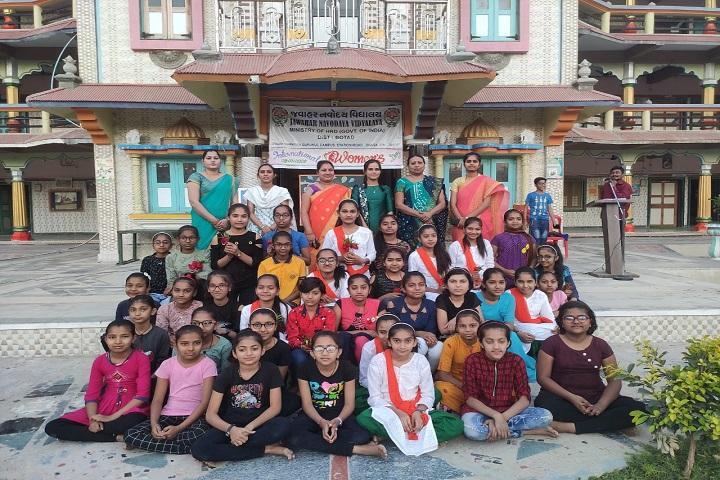Jawahar Navodaya Vidhyalaya-Womens Day Celebration