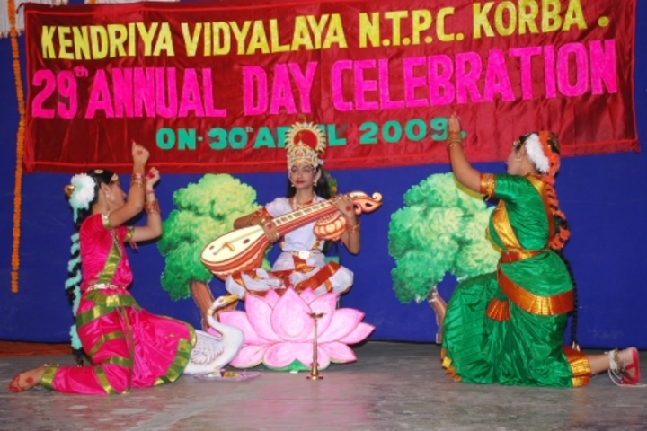 Kendriya Vidyalaya Kobra Ntpc-Annual day