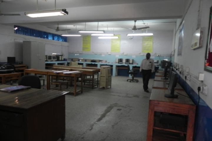 Kendriya Vidyalaya Kobra Ntpc-Computer lab