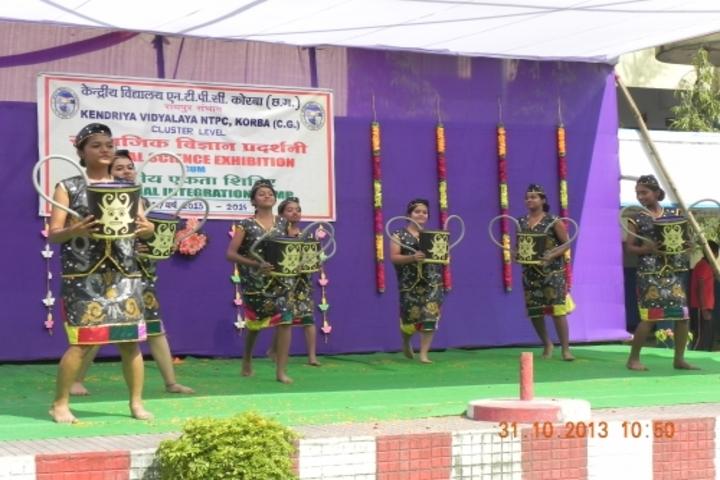 Kendriya Vidyalaya Kobra Ntpc-Dance