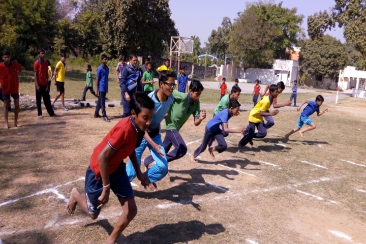 Kendriya Vidyalaya Kobra Ntpc-Sports