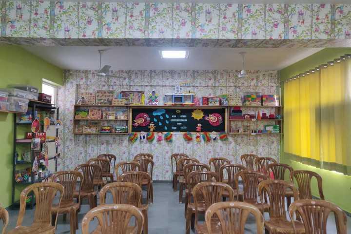 DAV Police Public School-Activity Room