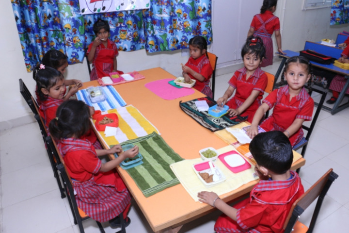 DAV Police Public School-Kids Activity