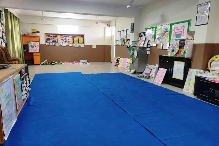 DAV Police Public School-Language Lab