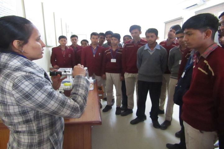 DAV Police Public School-Seminar