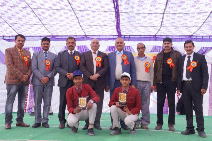 DAV Senior Secondary Public School-Achievement