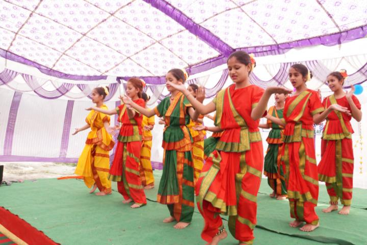 DAV Senior Secondary Public School-Cultural Dance