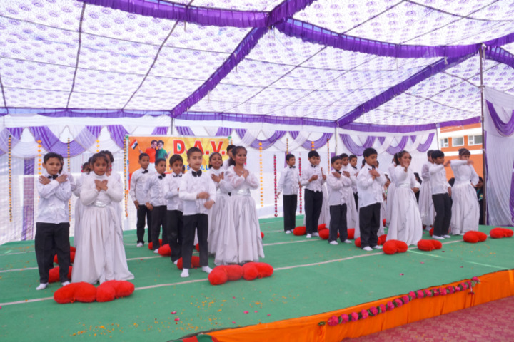 DAV Senior Secondary Public School-Kids Dance