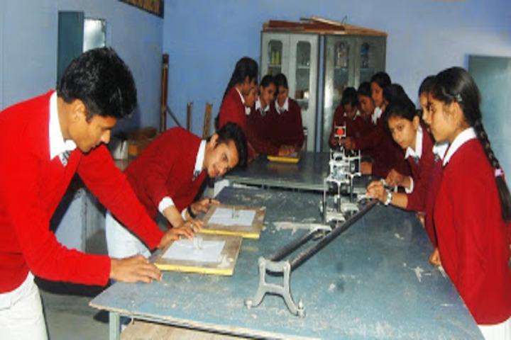 DAV Senior Secondary Public School-Physics Lab