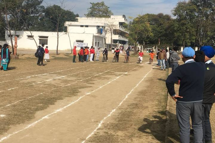 Lala Jagat Narain DAV Public School-Sports Meet