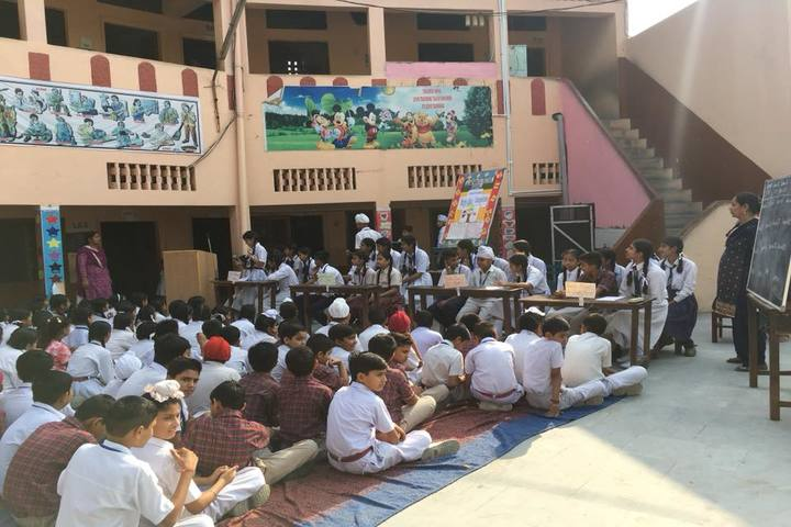 Lala Jagat Narain DAV Public School-Workshop