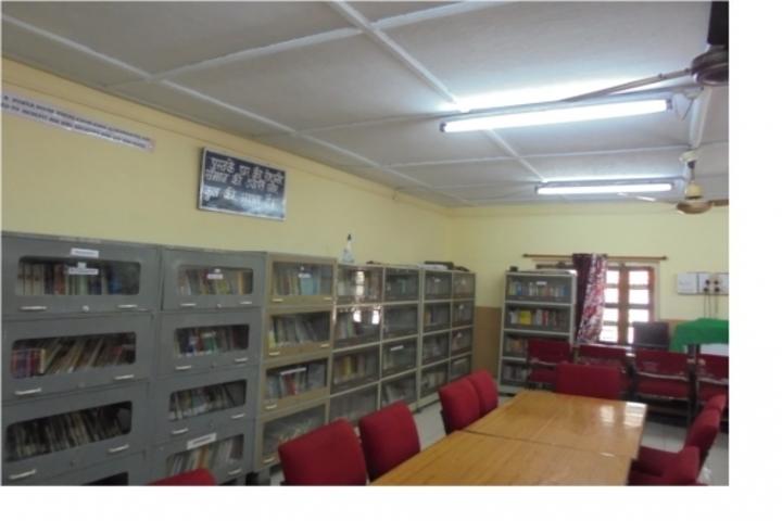 Kendriya Vidyalaya Kirandul-Library