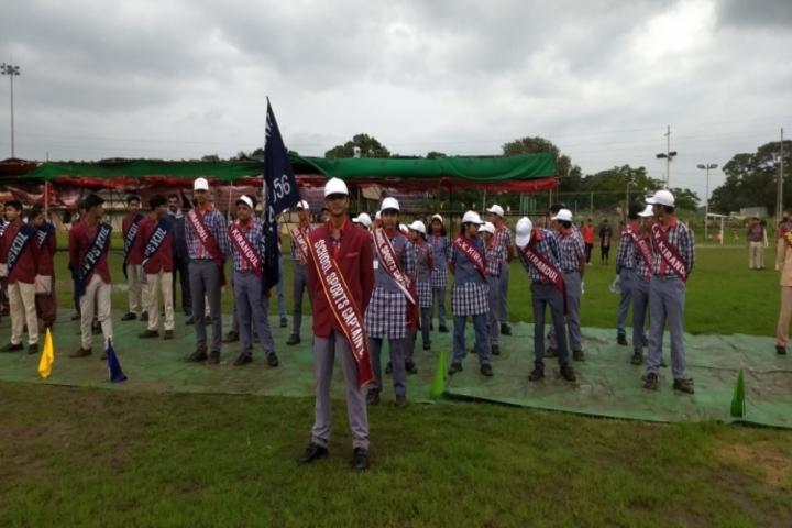 Kendriya Vidyalaya Kirandul-Scouts