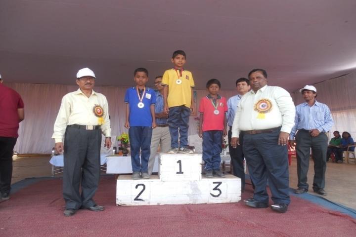 Kendriya Vidyalaya Kirandul-Sports day