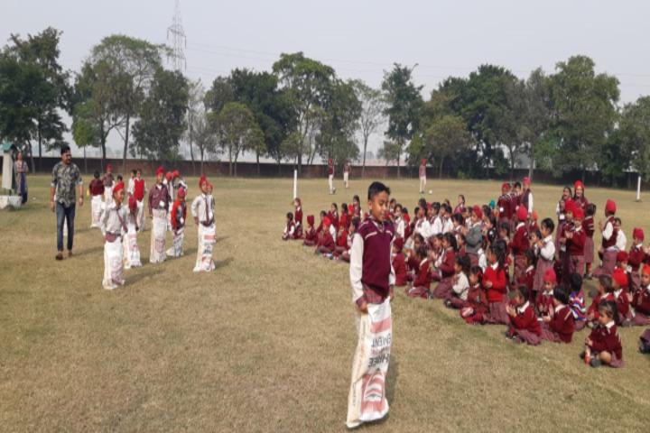 BBD DAV Public Senior Secondary School-Sports Meet