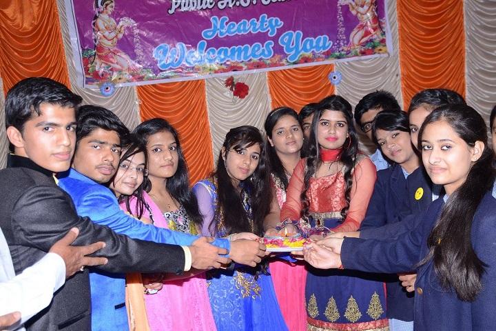 Deepmala Pagarani Sanskar Public School-Fare Well Day Celebration