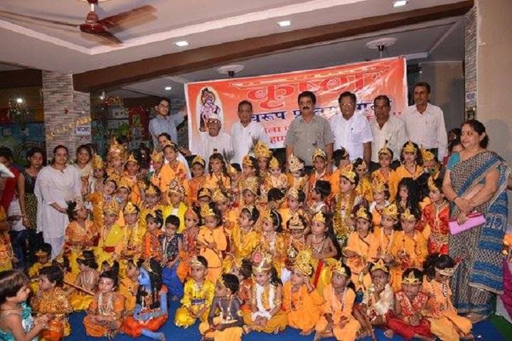 Deepmala Pagarani Sanskar Public School-Festival Celebration