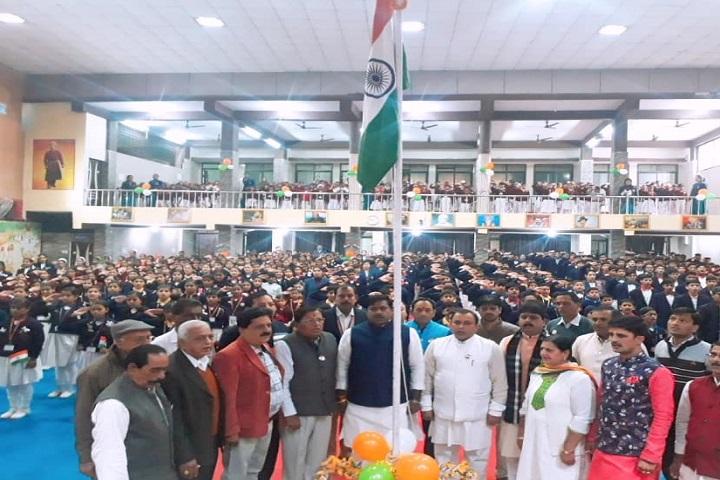 Deepmala Pagarani Sanskar Public School-Independence Day