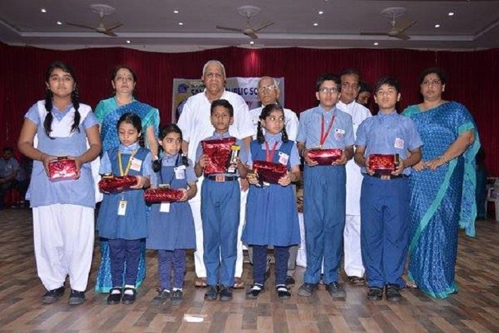 Deepmala Pagarani Sanskar Public School-Prize