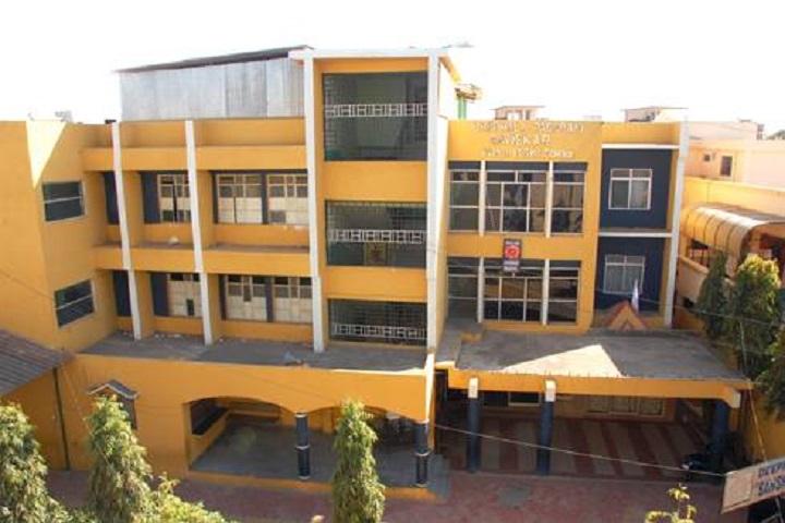 Deepmala Pagarani Sanskar Public School-School Building