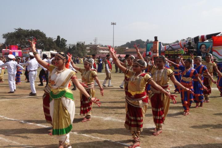 DAV Public School-Cutural Event