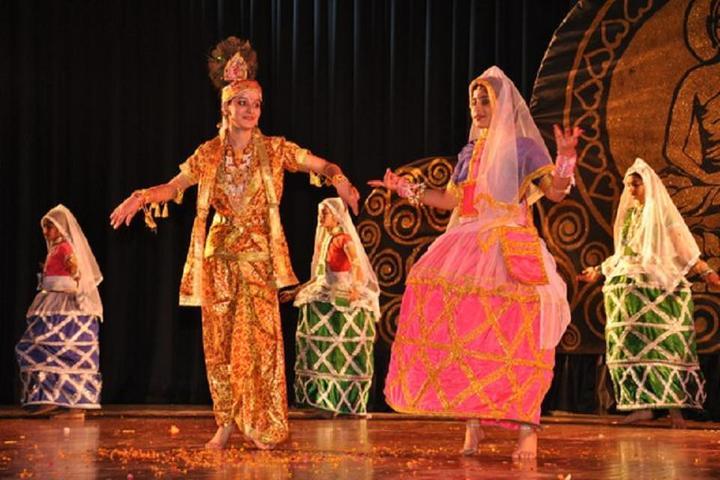 Army Public School-Cultural Dance