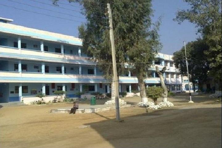 Army Public School-School Building