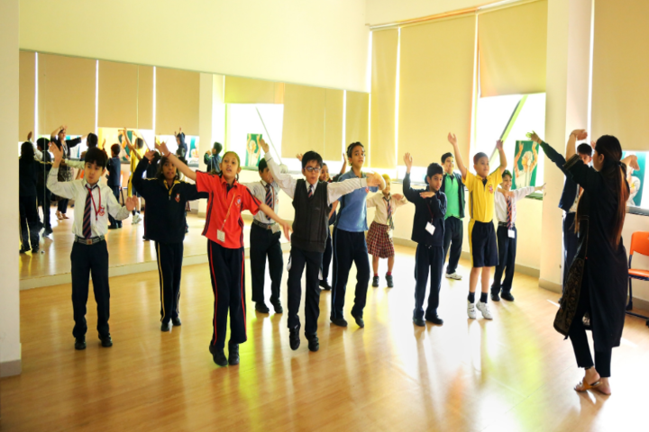 LPS Global School-Dance Room