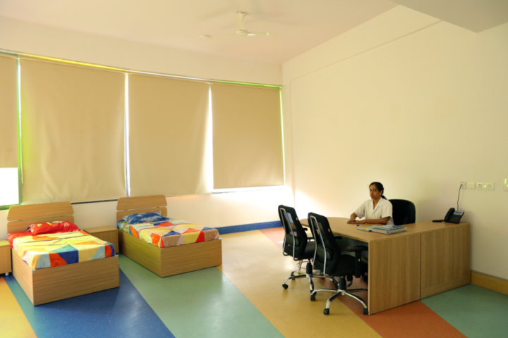 LPS Global School-Infirmary Room