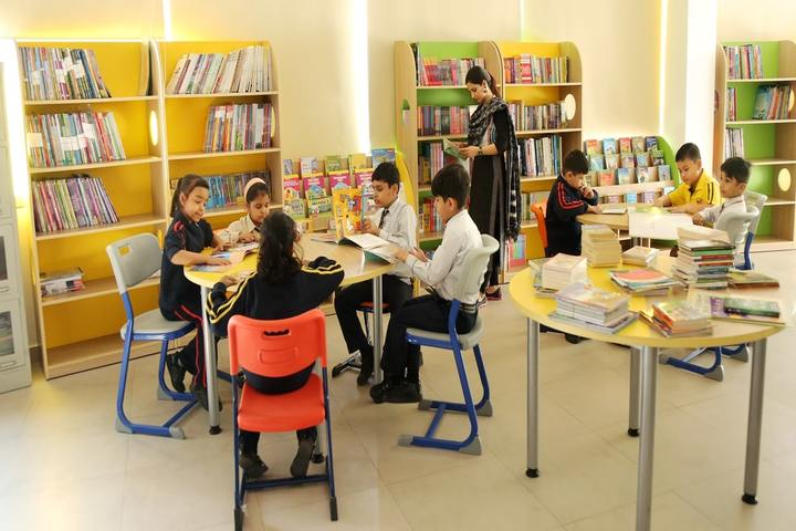 LPS Global School-Library
