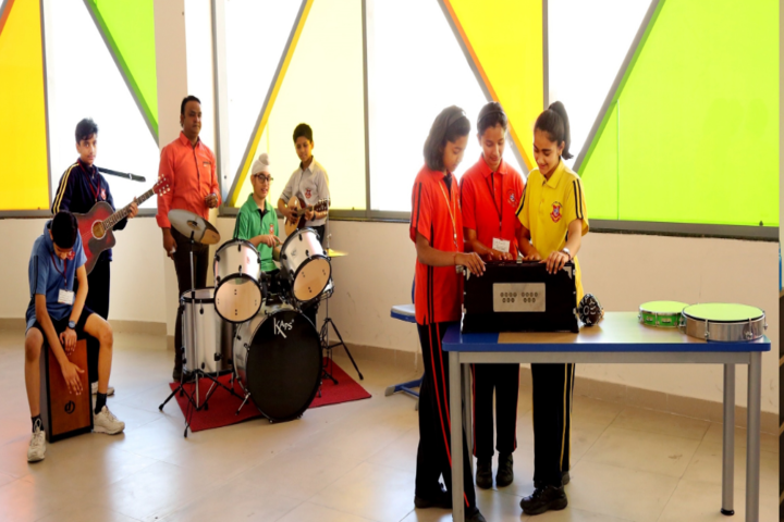 LPS Global School-Music Room