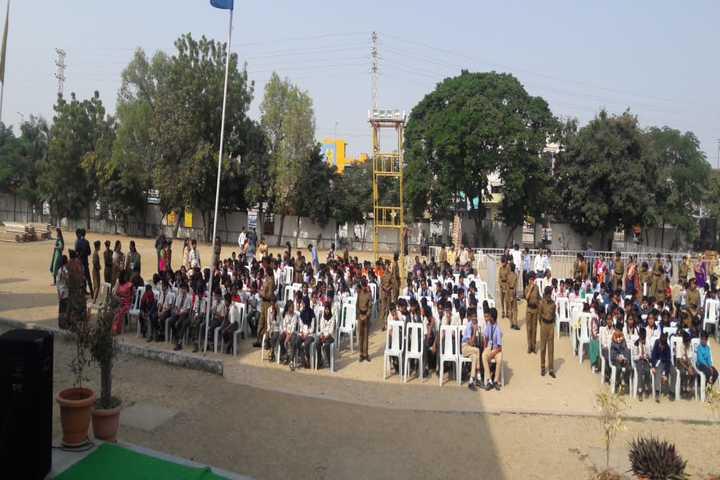 The Platinum Jubilee High School-Event