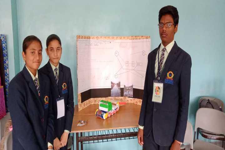 The Platinum Jubilee High School-Science Exhibition