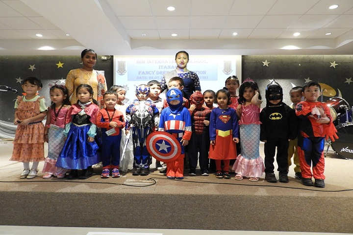 HIM International School-Fancy Dress