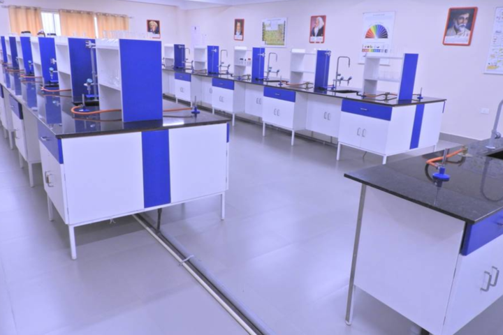 HIM International School-Chemistry Lab