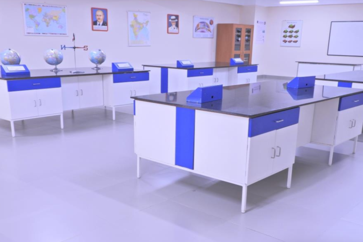 HIM International School-Geography Lab