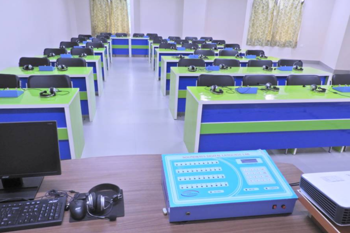 HIM International School-IT Lab