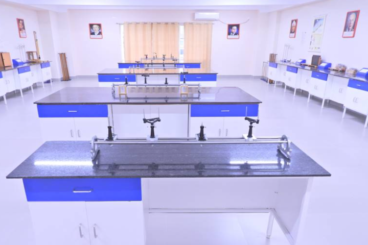 HIM International School-Science Lab