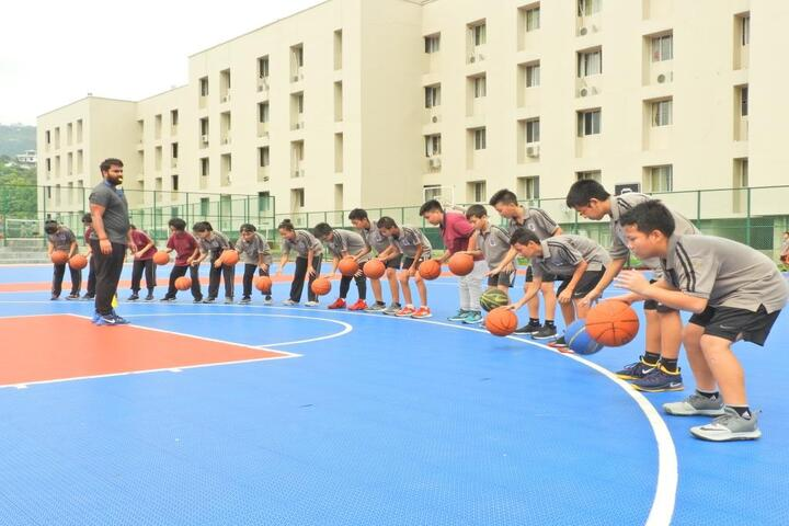 HIM International School-Sports